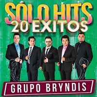 Grupo Bryndis - Solo Hits 20 Exitos [new Cd]
