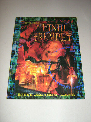 In Nomine: Revelations V: The Final Trumpet (New)
