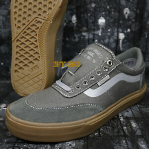 ed77ad702e VANS GILBERT CROCKETT PRO 2 GUNMETAL GUM MEN S 6.5 SKATE SHOES ...