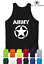 Army STAR VEST Military Combat Jeep Star Airsoft British