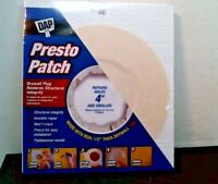 Dap 09155 Presto Patch Drywall Plug, 4 And Smaller, Free Shipping