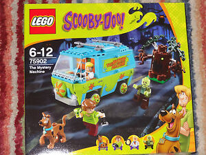 Machine mystère Lego Scooby Doo 75902 - Marque * nouvelle * dans une boîte scellée