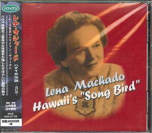 LENA-MACHADO-HAWAII-039-S-SONG-BIRD-JAPAN-CD-E25