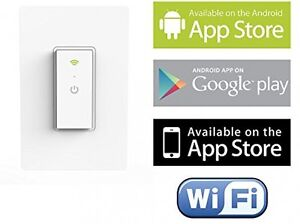 Ankuoo Neo Wi Fi Light Switch With Home Automation App For