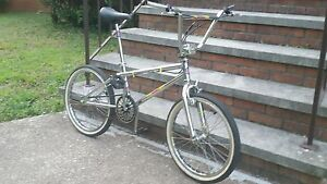 1982 GT Santa Ana Bmx Bike Rare Old School Vintage Freestyle Race