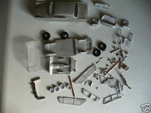 MG Magnette Mk IV kit, 1 43rd scale by K&R Replicas