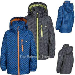 TRESPASS-BOYS-WATERPROOF-ELI-HOODED-RAIN-JACKET-COAT-KIDS-CHILDS-3-12yrs