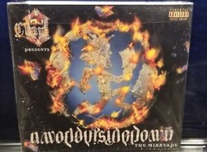 DJ Clay - A World Upside Down CD SEALED hopsin tech n9ne insane clown posse abk