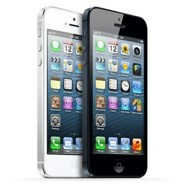 Apple iPhone 5 16GB Factory Unlocked GSM Smartphone