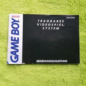 Gameboy-Consola-Manual-de-Instrucciones-Manual-Manual-Folleto