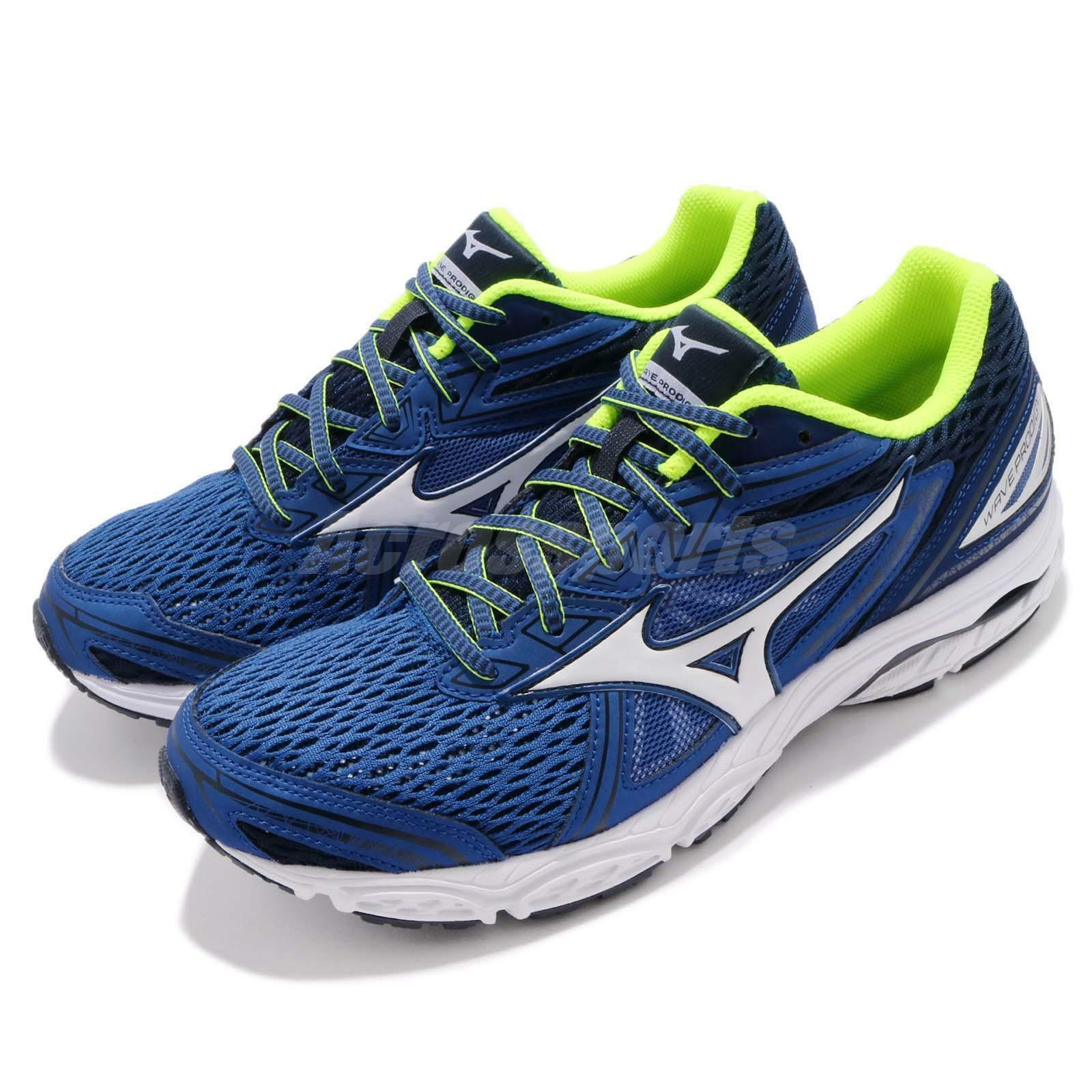 Mizuno Wave Prodigy bluee White Men Running shoes Sneakers Trainers J1GC1710-02
