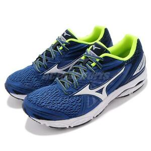 061fab819691 Mizuno Wave Prodigy Blue White Men Running Shoes Sneakers Trainers ...