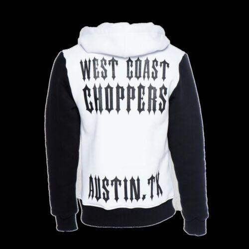 Jesse James Originale Felpa di West Coast Chopper