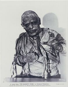 Lon-Chaney-Jr-Pressefoto-039-80er-034-The-Mummy-s-Tomb-034