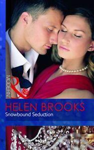 Snowbound Seduction (Mills & Boon Modern) By Helen Brooks