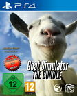 Goat Simulator: The Bundle (Sony PlayStation 4, 2016)