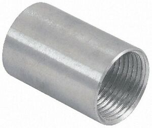 """Aluminum Coupling Tubular Threaded 3/"""" inch Connector Fitting Pipe 10 pc"""