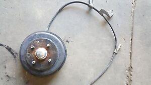 SUZUKI-EZ-SWIFT-RS415-Brake-Drum-Bearing-Stub-Axle-Handbrake-complete-L-H