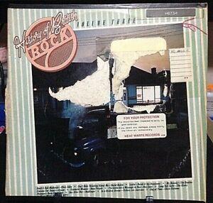 HISTORY OF BRITISH ROCK VOL. 3  GateFold Album Released 1975 Record Vinyl USA