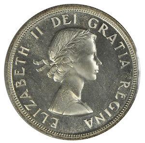 1955-Canada-1-Silver-Dollar-ICCS-PL-66