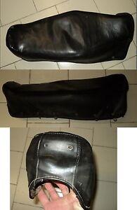 Ducati-single-bevel-ORIGINAL-SEAT-COVER-ducati-175-200-elite-100-250-narrow-case