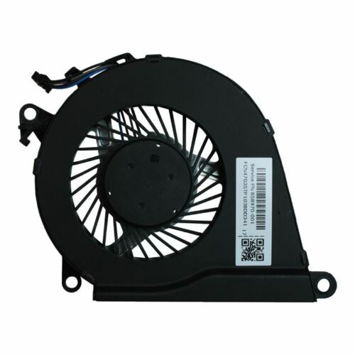 HP Omen 15-ax252nz 15-AX253DX 15-AX256NR 15-AX257NR Compatible Laptop Fan
