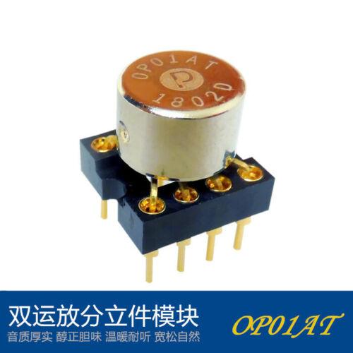 OP01AT dual op amp LME49720HA V4i-D MUSES02 OPA2604AP HDAM8888SQ