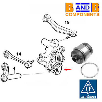 Lemforder Ball Joint Integral Joint for BMW 3 5 6 Series X5