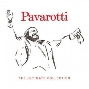 LUCIANO-PAVAROTTI-NEW-CD-ULTIMATE-COLLECTION-GREATEST-HITS-VERY-BEST-OF