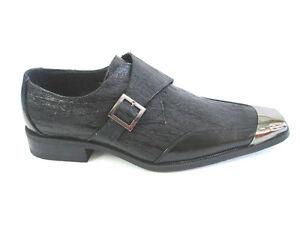 Miralto Patent Leather Black Men's