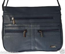 0e23d9f10bc6 item 4 Large Faux Leather Handbag   Shoulder Bag 7 Zip Compartments    Double Zip Top -Large Faux Leather Handbag   Shoulder Bag 7 Zip  Compartments   Double ...
