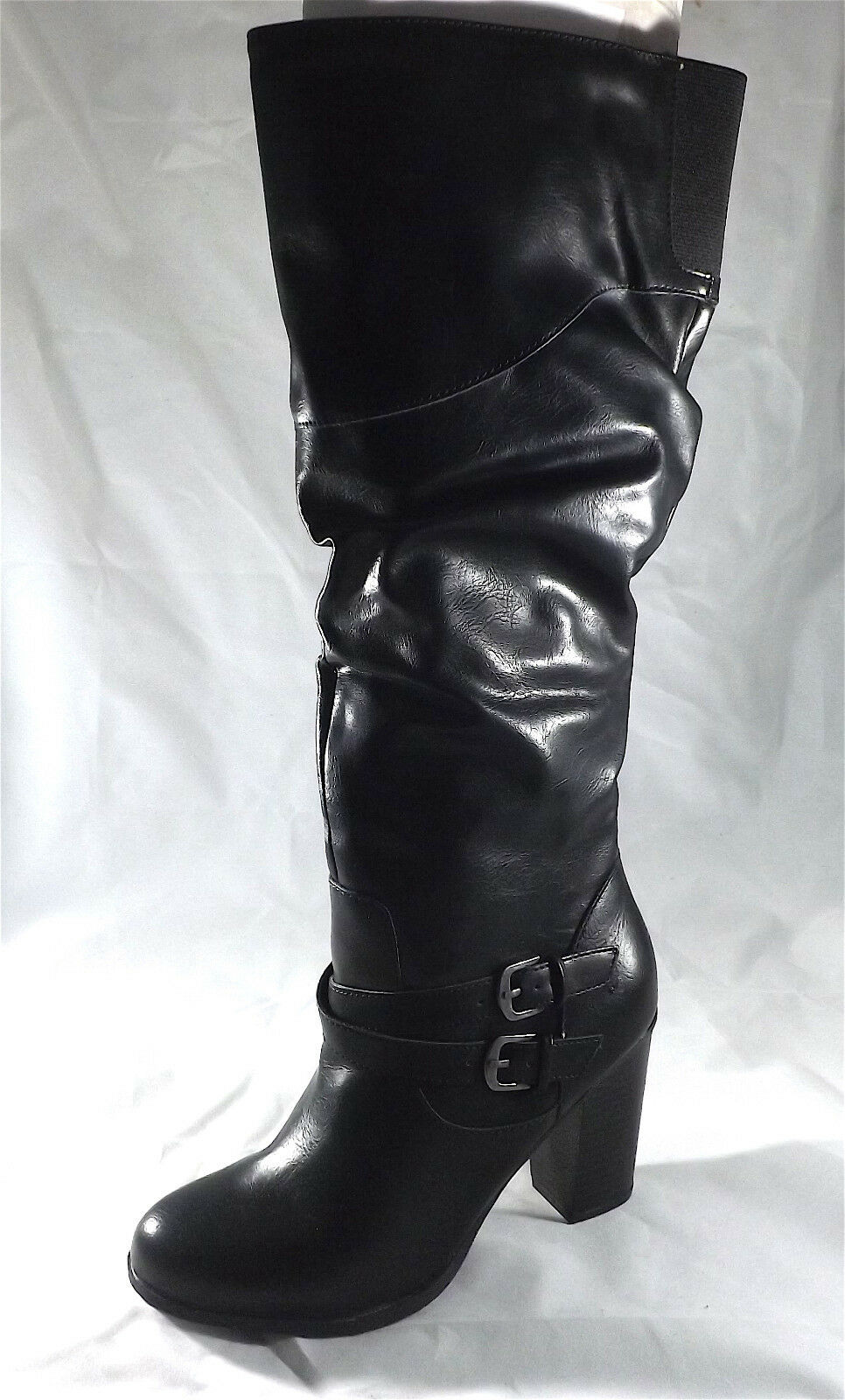 STYLE & CO CO CO (SOPHIIEP BLACK BOOT) WOMEN'S SIZE 6.5 BRAND NEW bf9f87