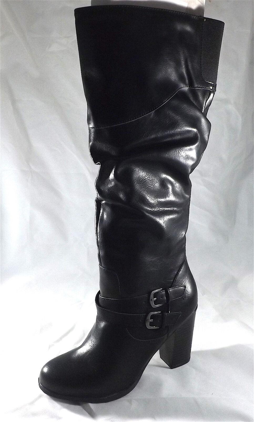 STYLE & CO (SOPHIIEP schwarz Stiefel) damen Größe 8 BRAND NEW