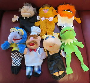 Werbefigur-Handpuppe-034-The-Muppets-034-Albert-Heijn-Holland-Fremdfiguren