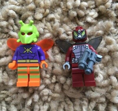 Lego Killer Moth Minifigure sh276 from Lego DC Comics set 76054