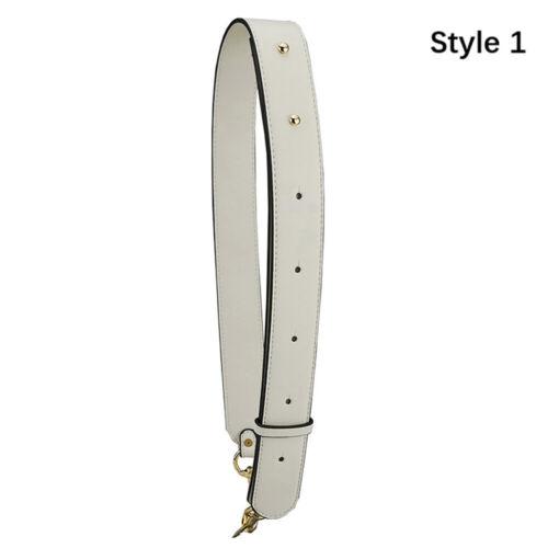 Adjustable Leather Bag Straps For Women Ladies Handbag Accessories Replacement