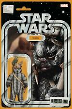 STAR WARS #35 CHRISTOPHER ACTION FIGURE VARIANT COVER UGNAUGHT NEW 1