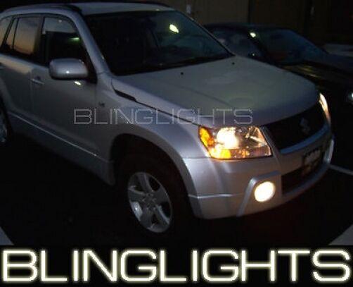 2000-2011 SUZUKI GRAND VITARA XENON HALOGEN FOG LAMPS Driving lights