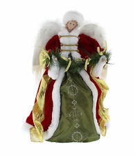 Vintage Style by Premier Natural Angel Tree Topper