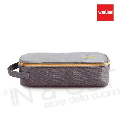 Lunch Bag Borsa Pranzo con Tracolla Grande capacit/à Borsa Termica pasto per la a Scuola