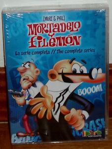 MORTADELO-Y-FILEMON-LA-SERIE-COMPLETA-PACK-5-DVD-NUEVO-PRECINTADO-SIN-ABRIR-R2