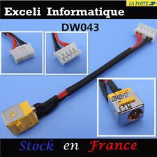 ACER aspire cable 5930 5930g JACK DC ENCENDIDO PUERTO CONECTOR JUEGO ENCHUFE