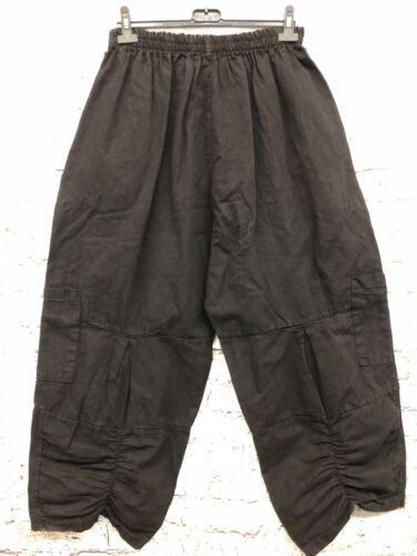 Moonshine F Jeans Hose Lagenlook 48//50 Ballonhose Freizeithose Übergrösse Neu s