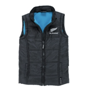 8cad41dda New Zealand All Blacks Puffer Vest - Size 1 9421027753662 | eBay