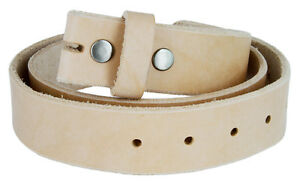 Handcrafted-Custom-Made-in-USA-Natural-Cowhide-Leather-One-Piece-Belt-Strap
