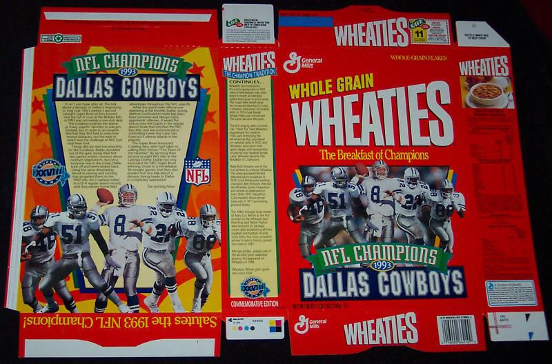 1993 Dallas Cowboys Super Bowl Champs Champ XXVIII 28