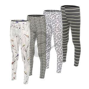 3d7268f6ba1a9 Women's Girls Kids Zebra Print Pattern Stretch Full Long Ladies ...