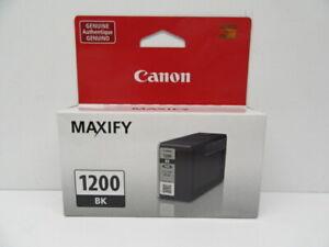 Nouveau-Maxify-Canon-1200-Noir-Cartouche-d-039-encre-12-4-ml-pour-mb2020-mb2120-mb2320-mb2720