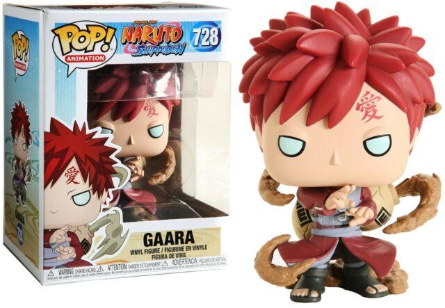 Naruto Shippuden - Pop! Animation - Gaara n°728  - Funko