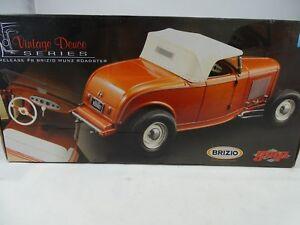 1:18 Gmp #g1805013 Release #8 Ford Brizio Meuble Munz Roadster - Rare